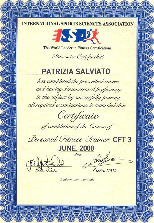 Patrizia salviato registro europeo ereps diploma issa cft3 xflitez Image collections